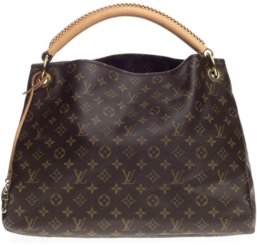 Louis Vuitton Artsy Monogram MM Brown
