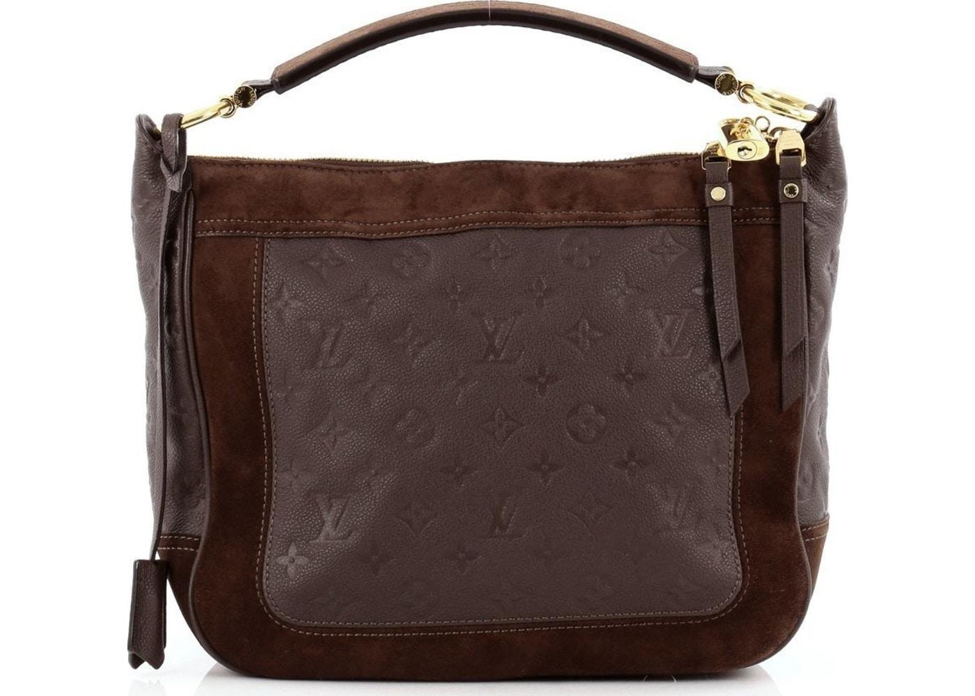 b4a92d26aee6 Sell. or Ask. View All Bids. Louis Vuitton Audacieuse Monogram Empreinte PM  Terre