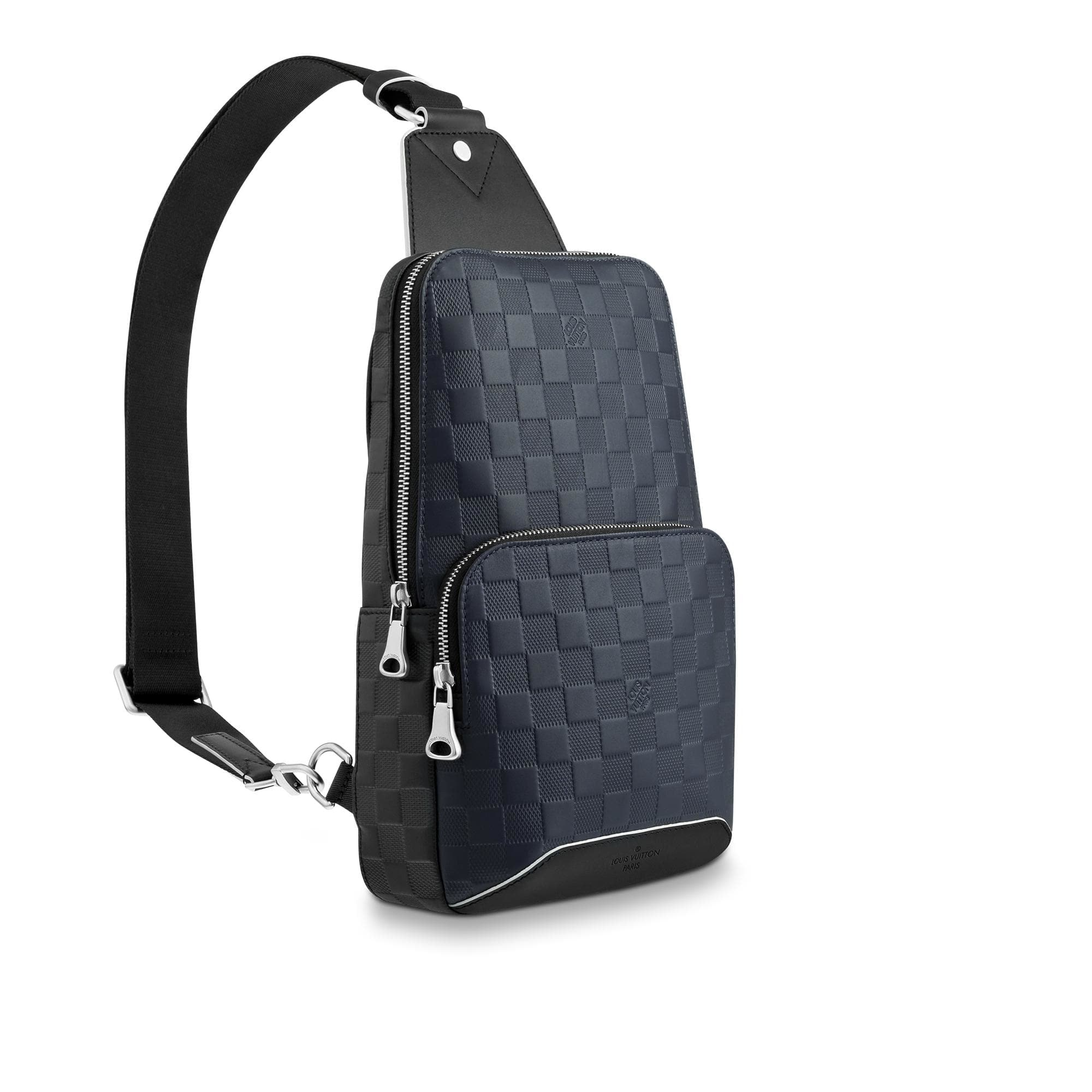 Louis Vuitton Avenue Sling Bag Damier Infini Astral