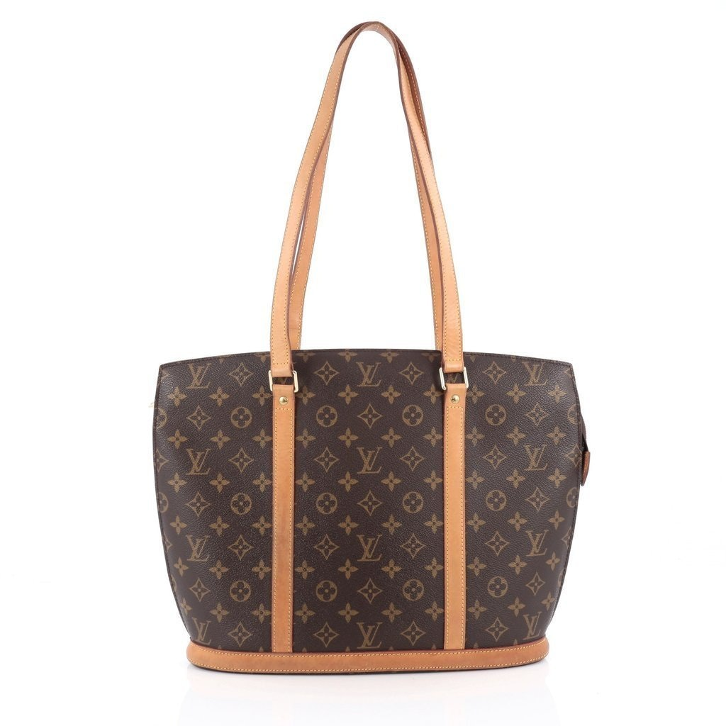 Louis Vuitton Babylone Monogram Brown