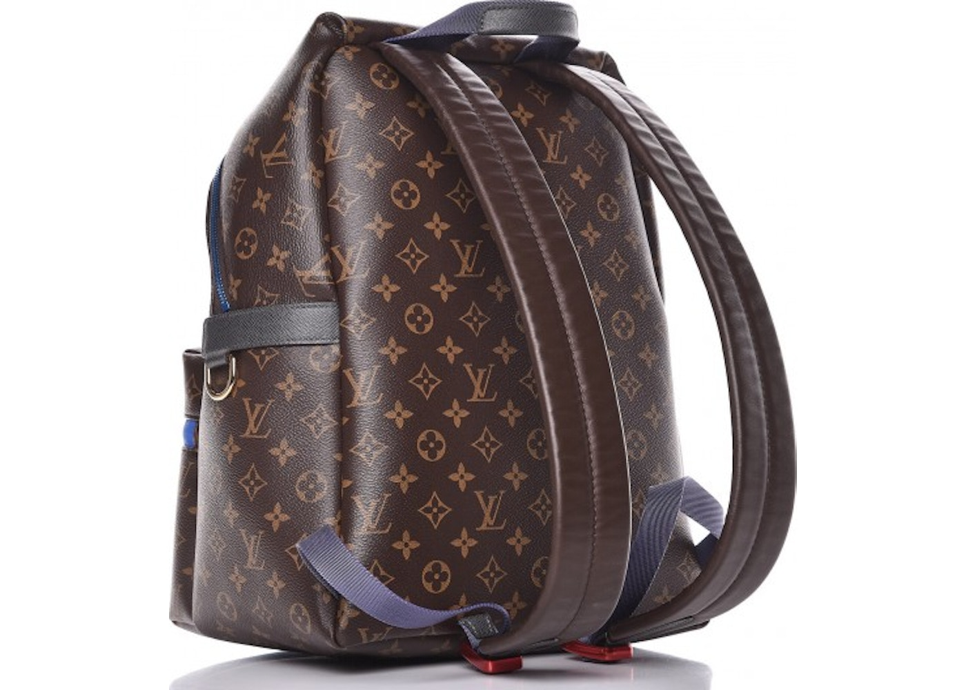 04fed29aea2c Louis Vuitton Backpack Apollo Monogram Outdoor Brown