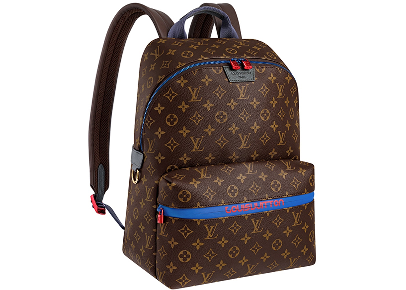 best price incredible prices sale online Louis Vuitton Backpack Apollo Monogram Outdoor Brown