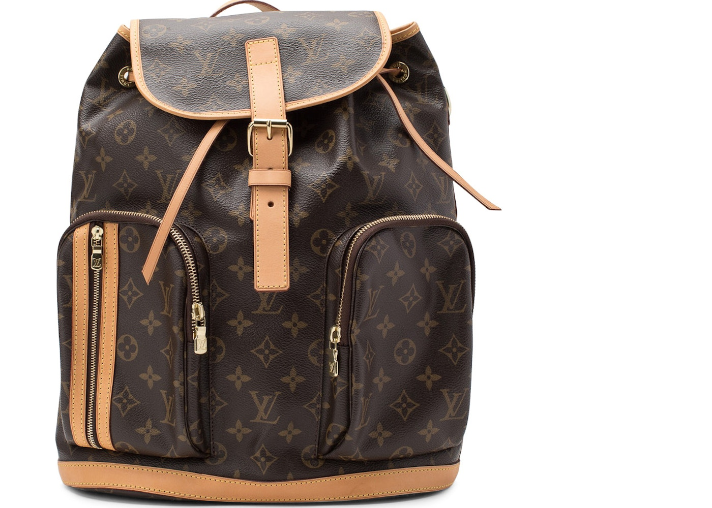 8839165843dd Louis Vuitton Backpack Bosphore Monogram Brown. Monogram Brown