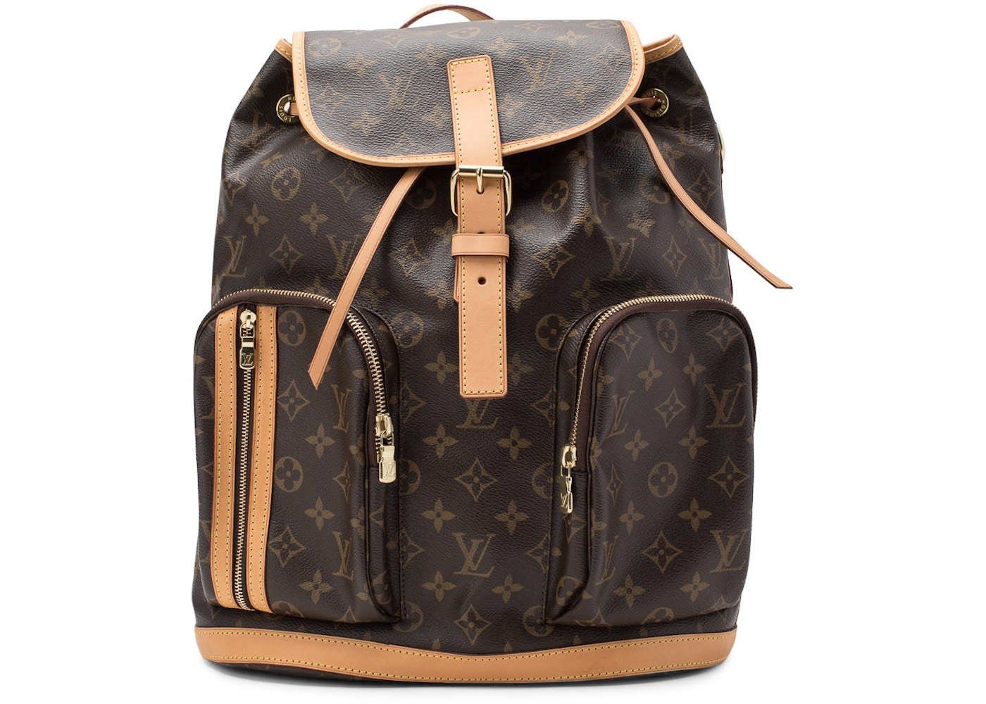 great fit incredible prices hot products Louis Vuitton Backpack Bosphore Monogram Brown
