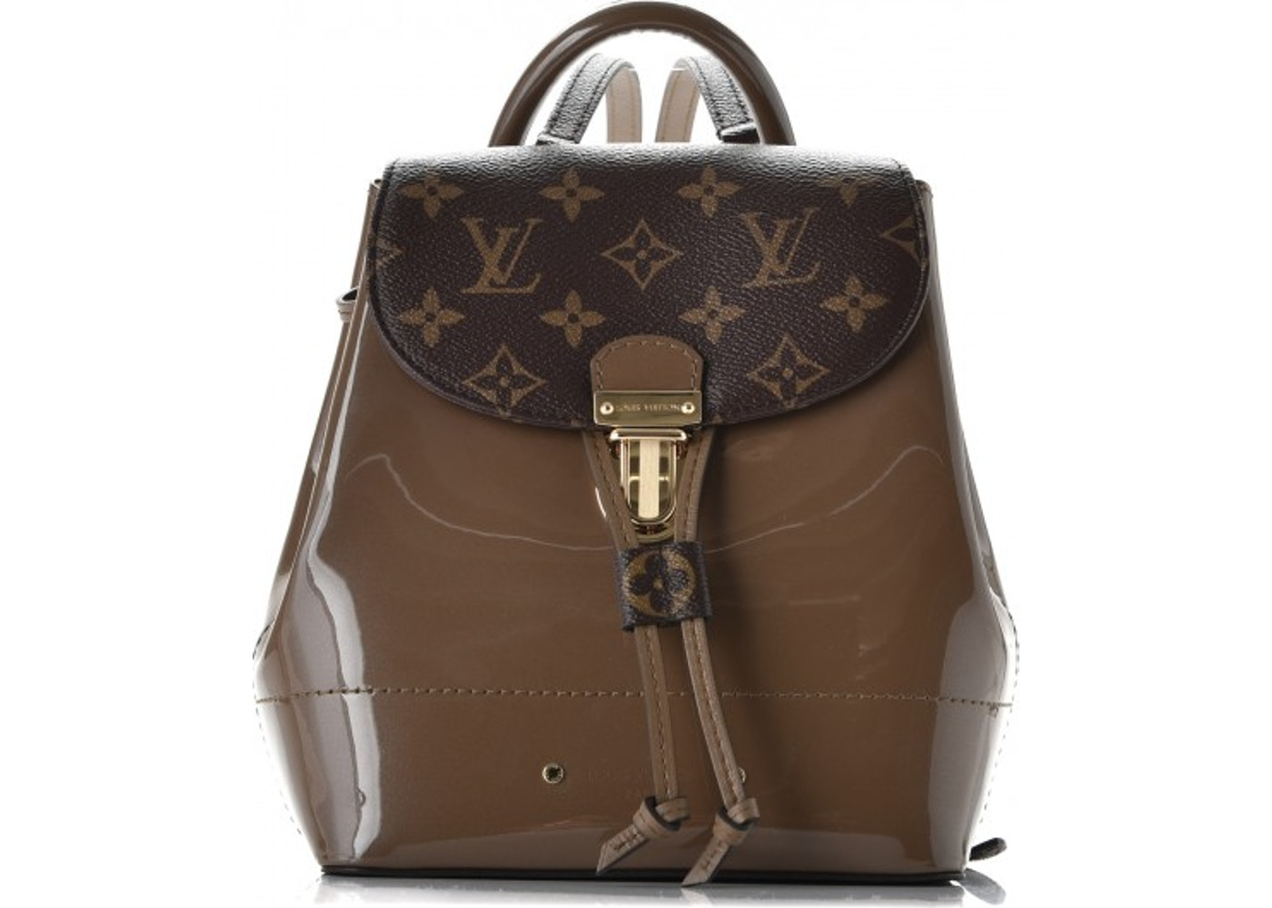 239e6adf8045 Louis Vuitton Backpack Hot Spring Monogram Vert Bronze. Monogram Vert Bronze