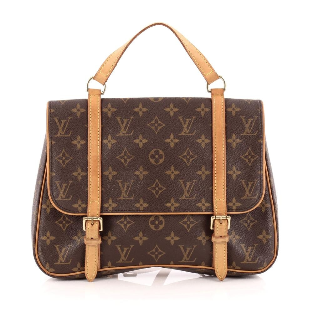 Louis Vuitton Backpack Marelle Sac a Dos Monogram Brown