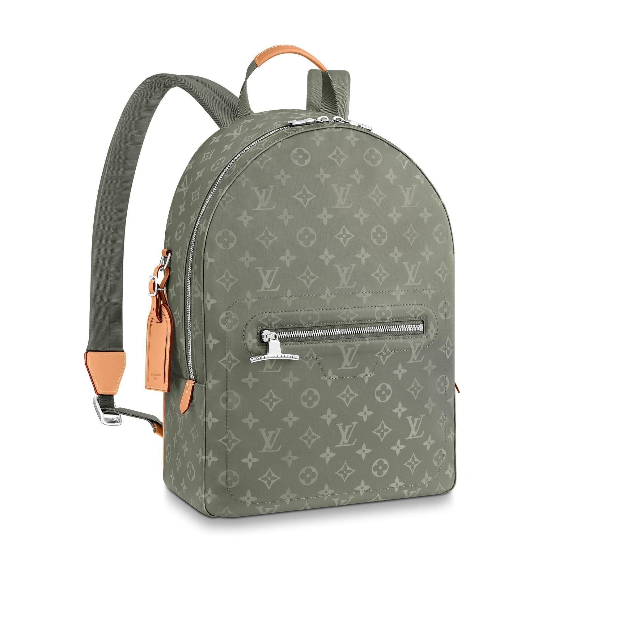 Louis Vuitton Backpack Monogram PM Grey