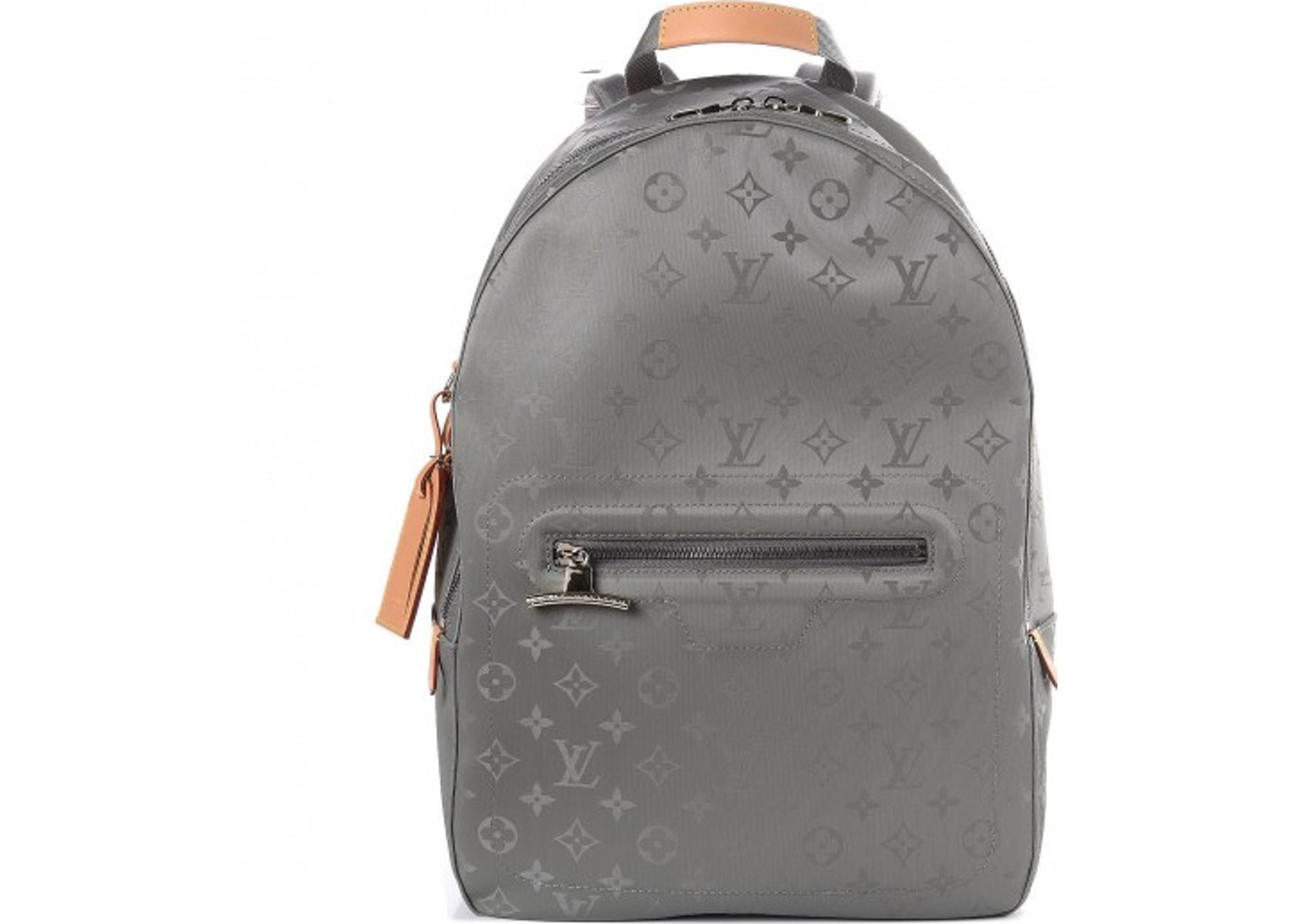 bac1d68cdd53 Louis Vuitton Backpack Titanium Monogram PM Grey. Monogram PM Grey