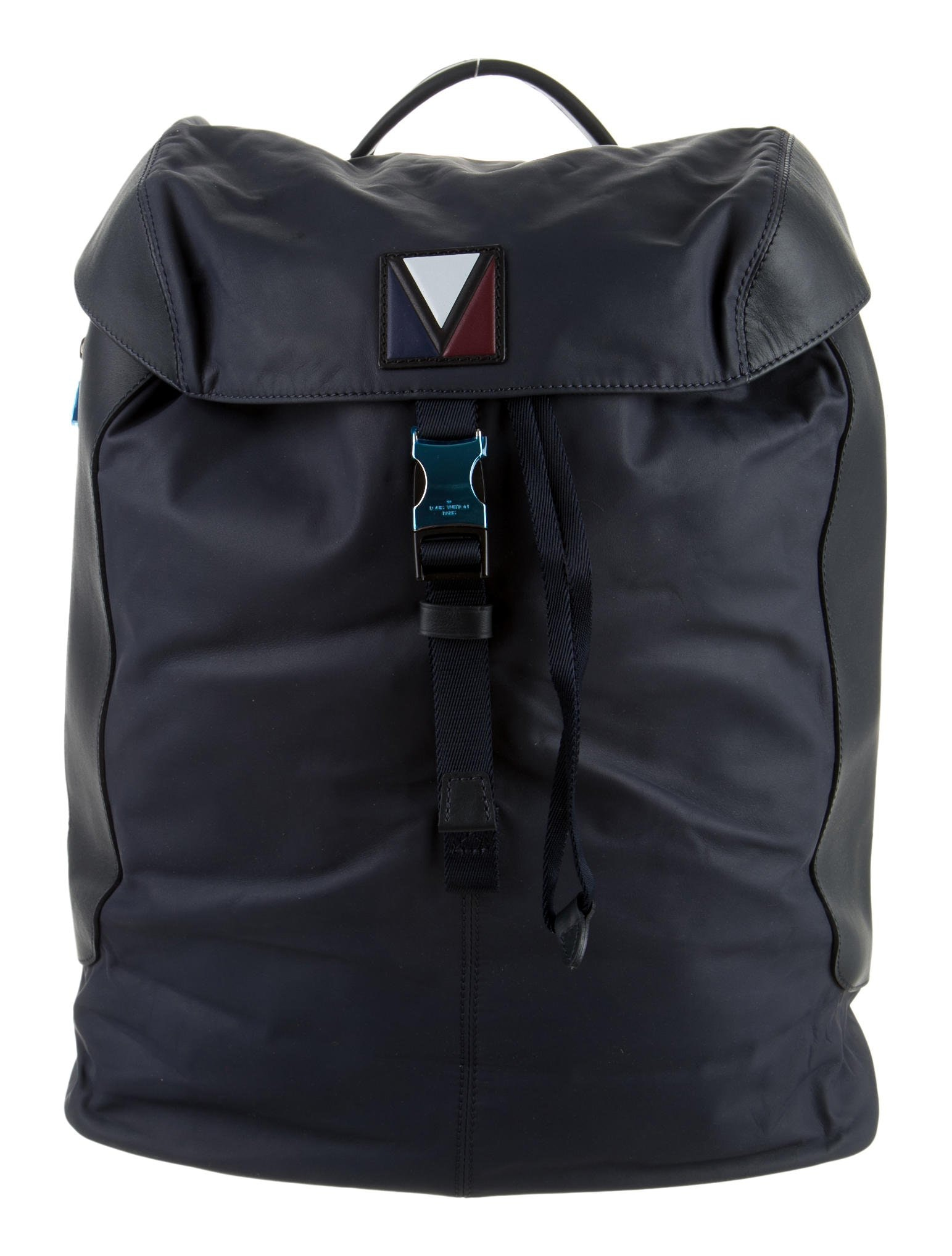 Louis Vuitton Backpack V-Line Pulse Midnight