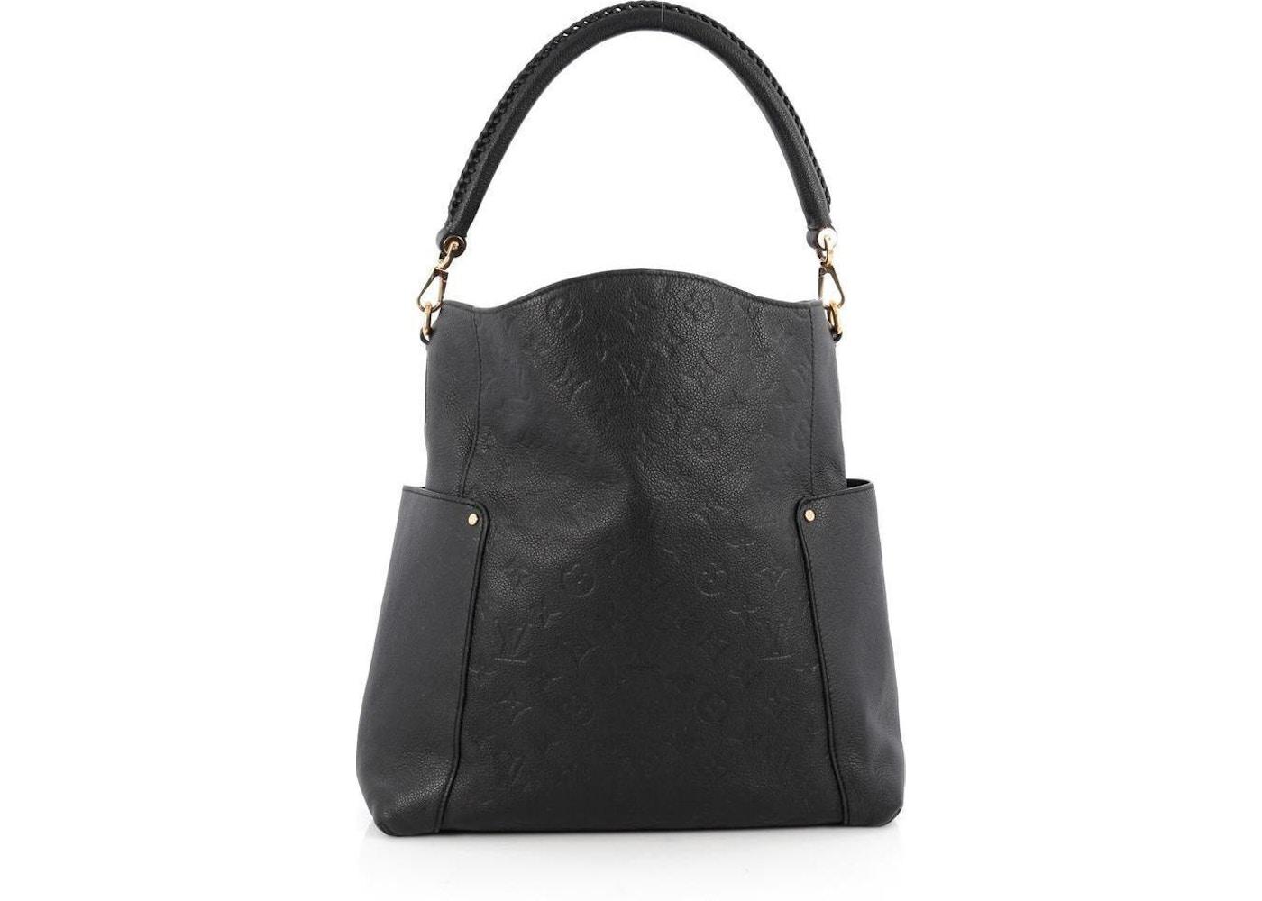 6395338a1 Sell. or Ask. View All Bids. Louis Vuitton Bagatelle Monogram Empreinte ...