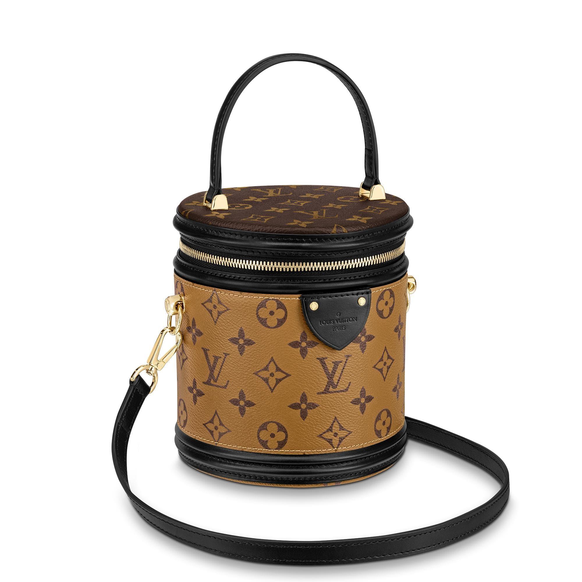 Louis Vuitton Beauty Case Cannes Reverse Monogram Brown
