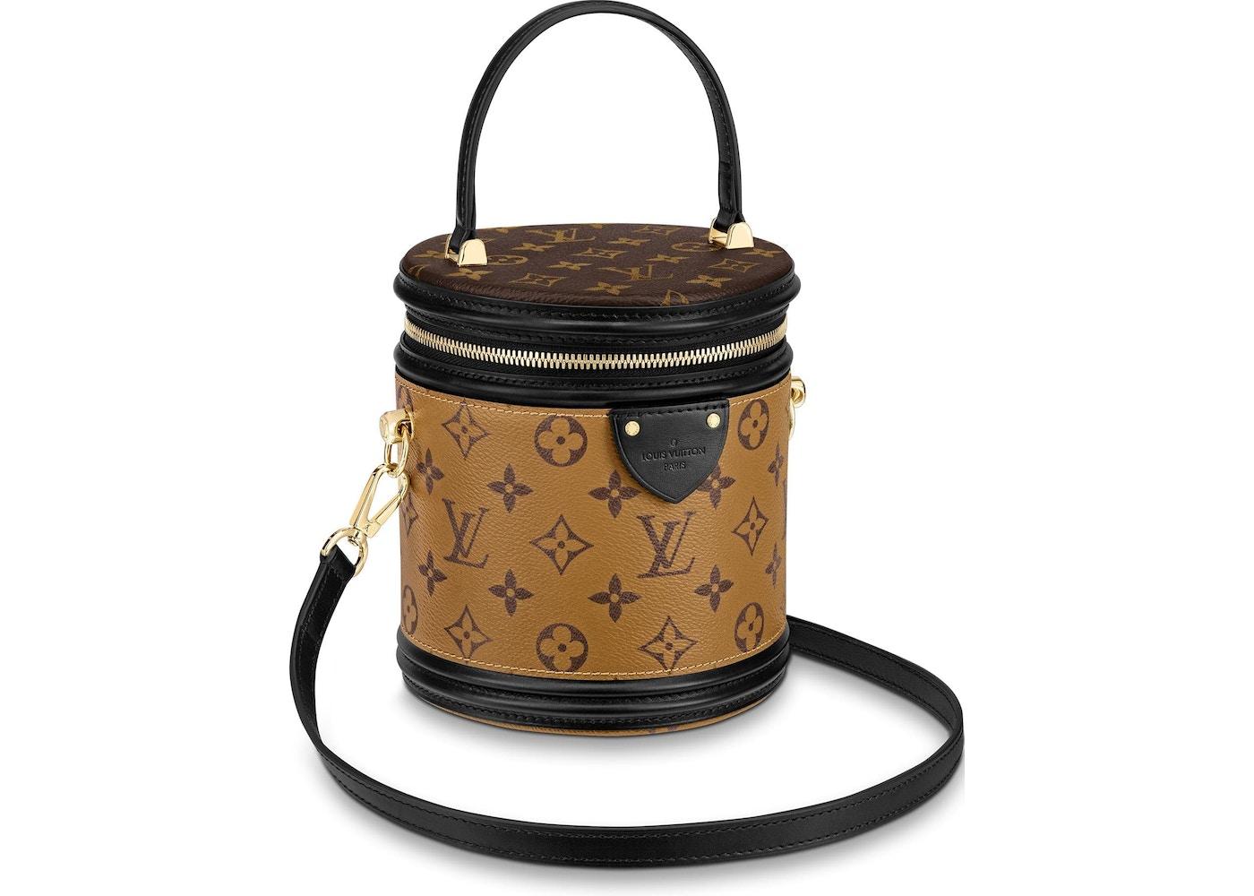 best authentic 9ba21 02292 Louis Vuitton Beauty Case Cannes Reverse Monogram Brown