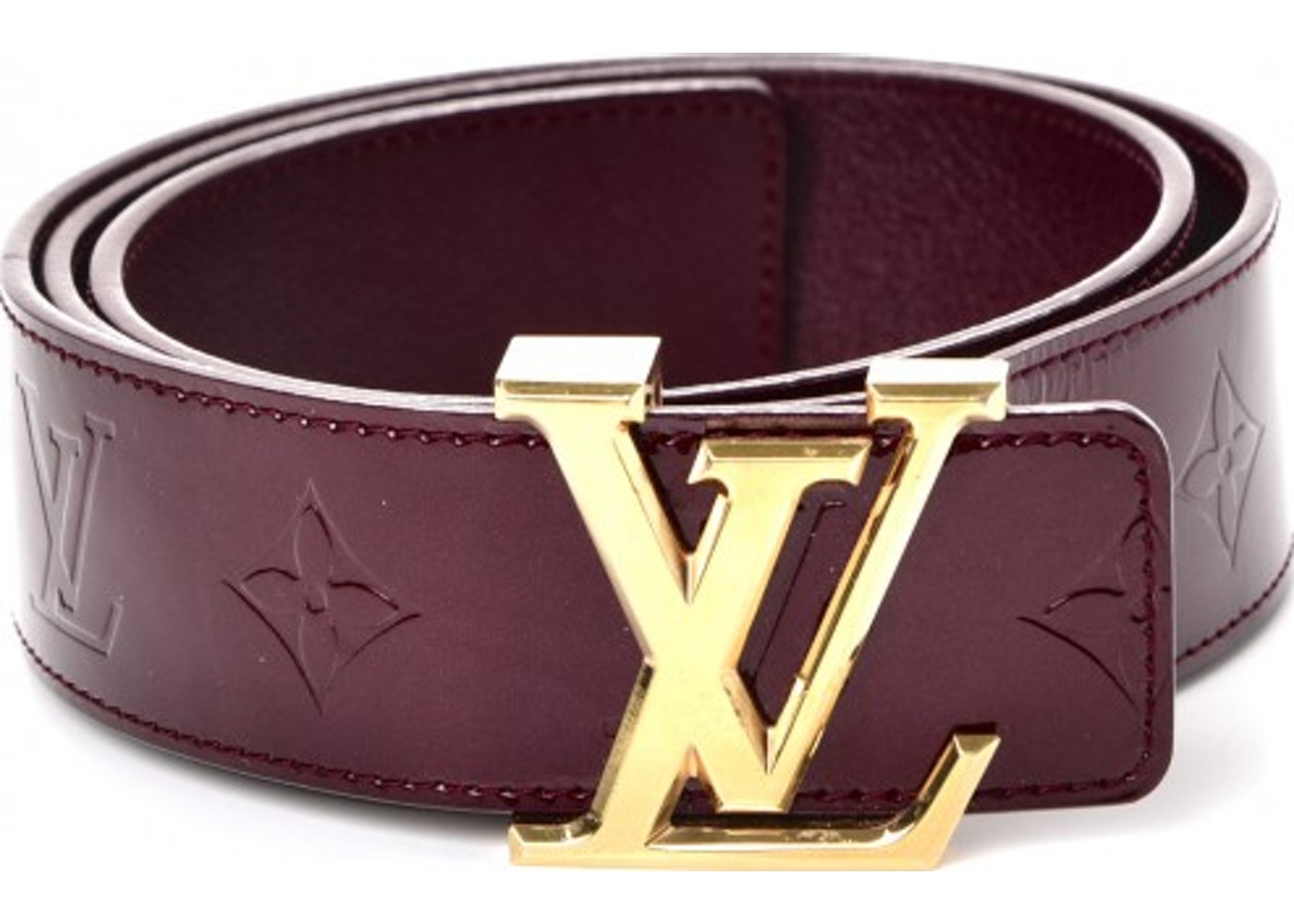4818270dfe21 Sell. or Ask. View All Bids. Louis Vuitton Belt LV Facettes Monogram ...