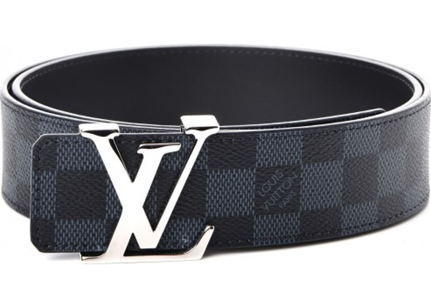 11a66ebb1deb Sell. or Ask. View All Bids. Louis Vuitton Belt LV Initiales Damier ...