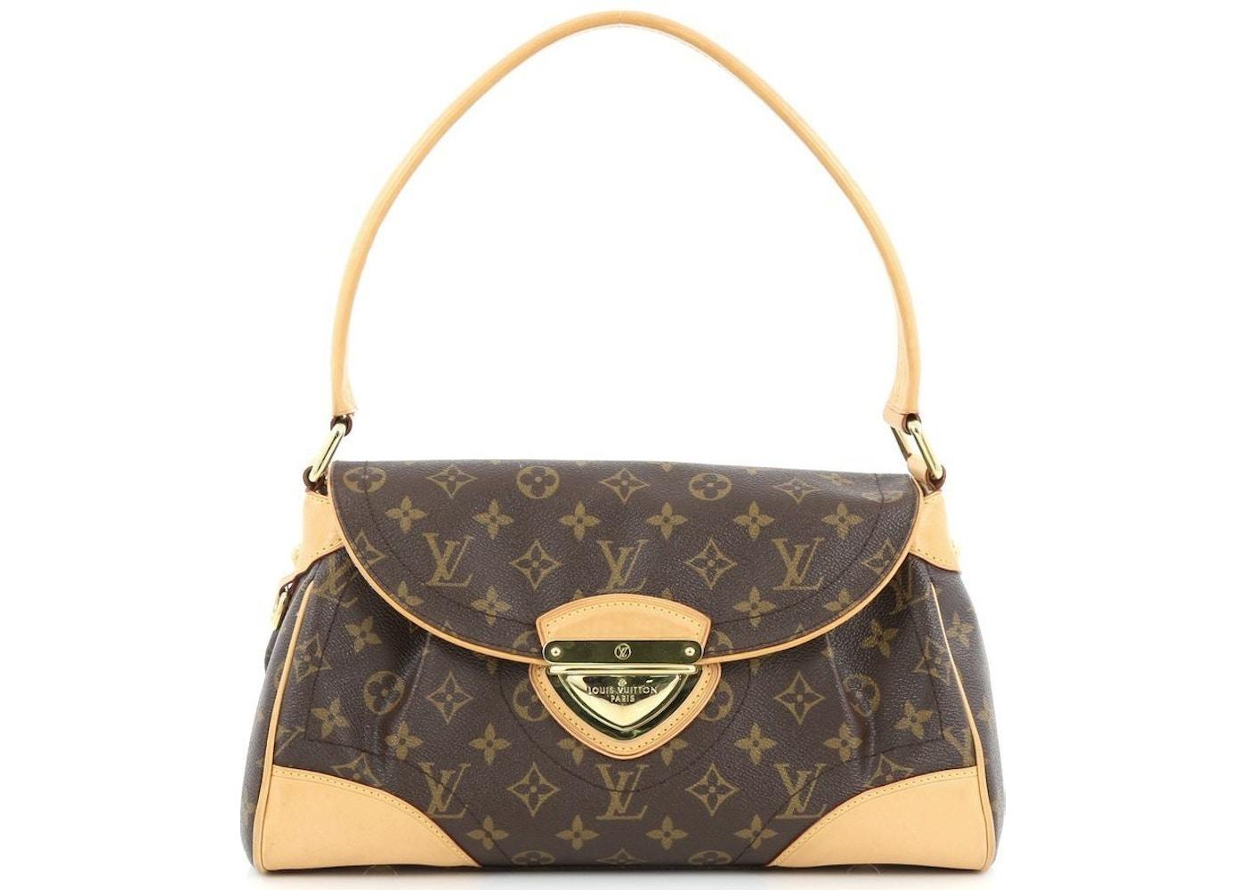76ed8c455003 Louis Vuitton Beverly Monogram MM Brown. Monogram MM Brown