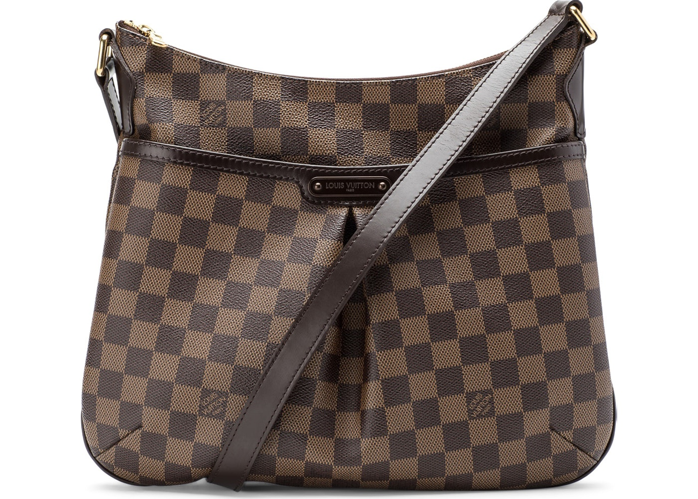 162112ade3 Louis Vuitton Bloomsbury Damier Ebene PM Brown