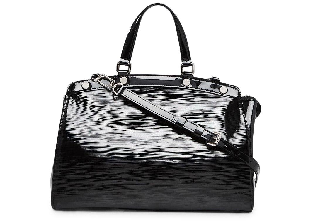 Louis Vuitton Brea Epi Electric With Accessories MM Black