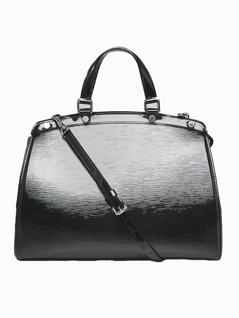 Louis Vuitton Brea Epi Electric Gm In Black