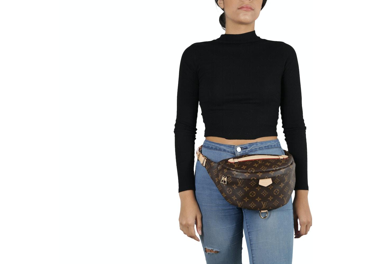 9c703f892e8bd Louis Vuitton Bumbag Monogram Brown