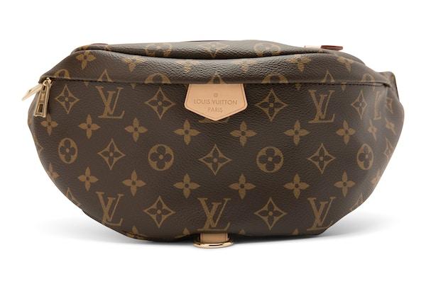 7f27ef52318 Louis Vuitton Bumbag Monogram Brown