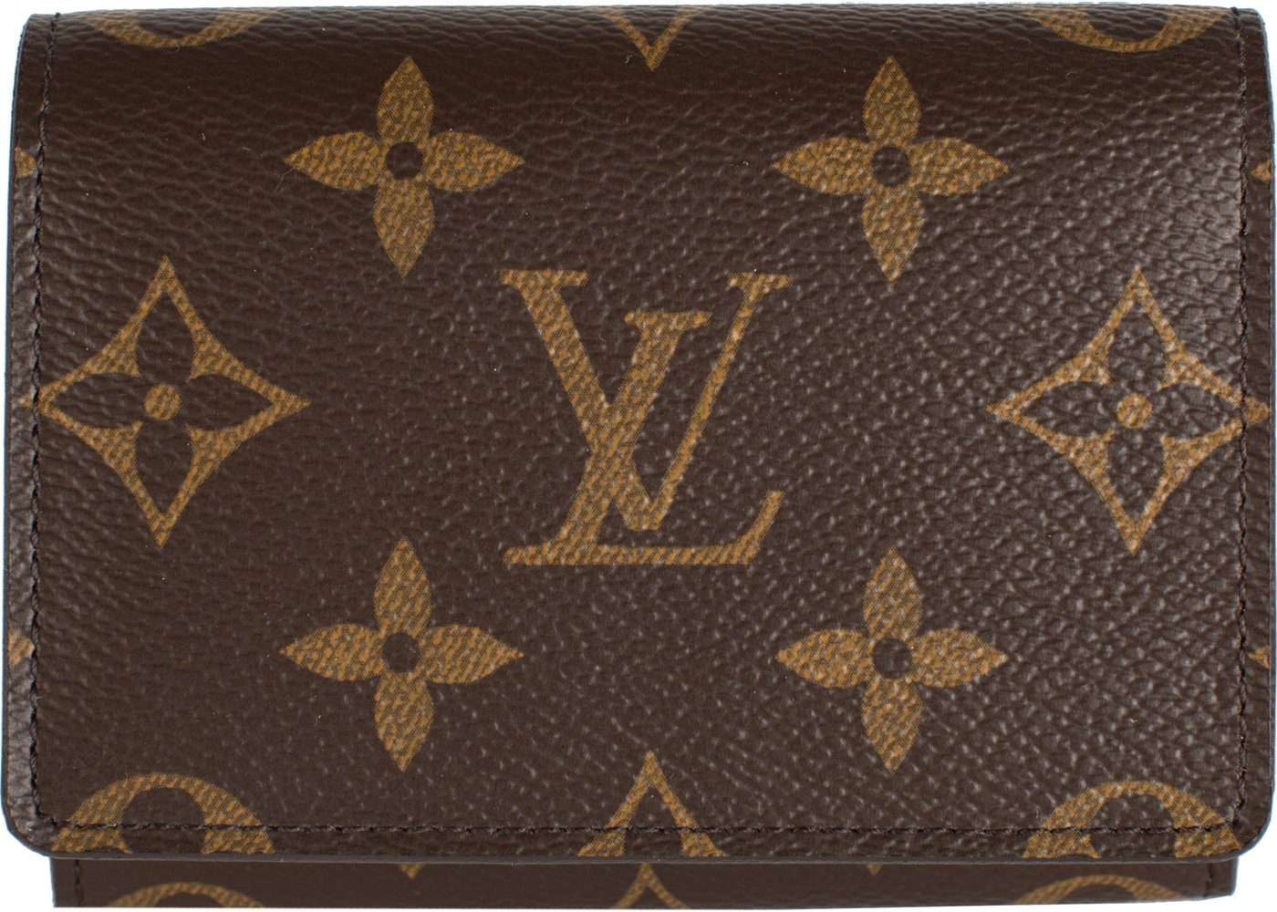 Louis Vuitton Business Card Holder Monogram