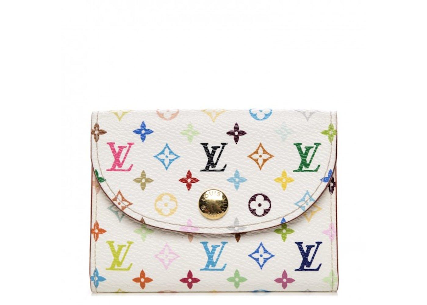 Vuitton flap business card holder monogram multicolor louis vuitton flap business card holder monogram multicolor magicingreecefo Images