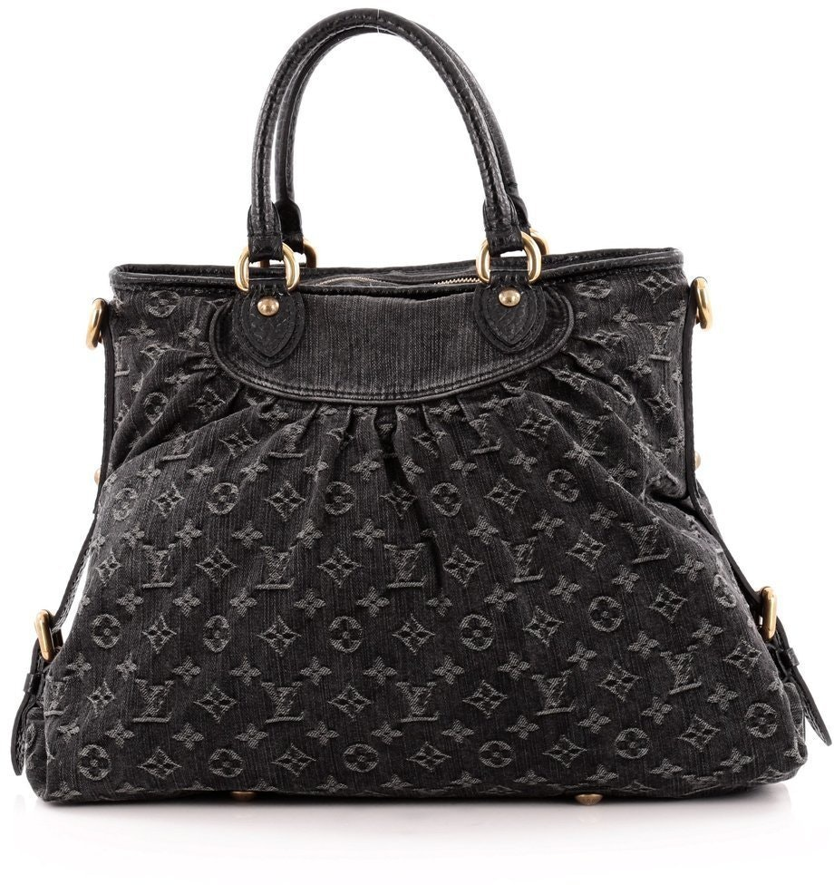 Louis Vuitton Cabby Neo Monogram GM Noir