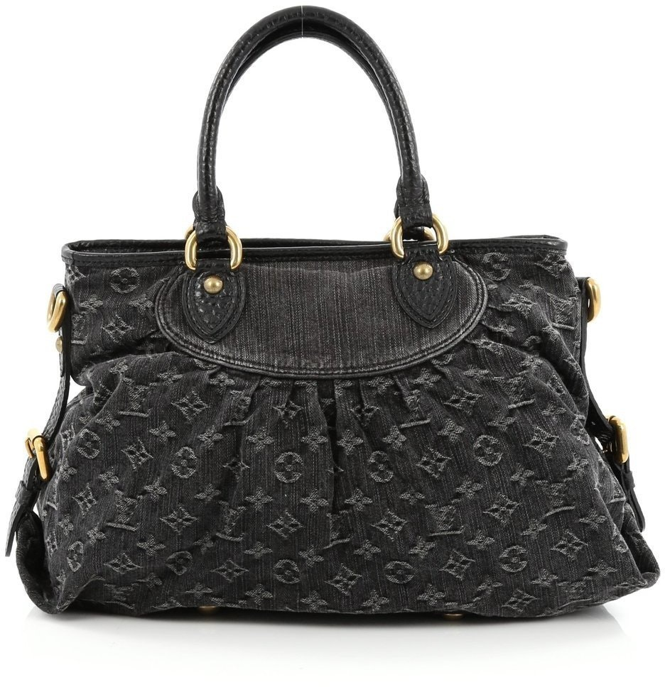 Louis Vuitton Cabby Neo Monogram MM Noir