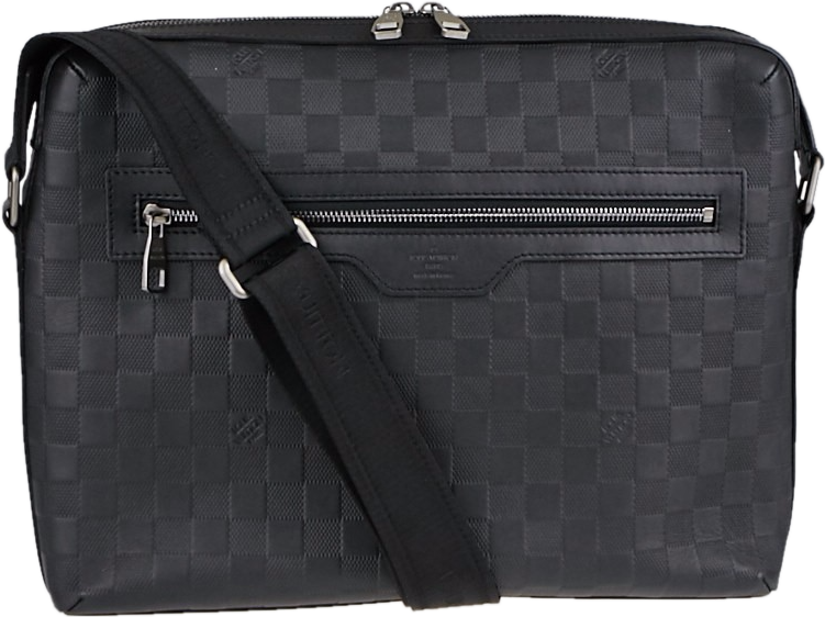 Louis Vuitton Calypso Damier Infini MM Onyx