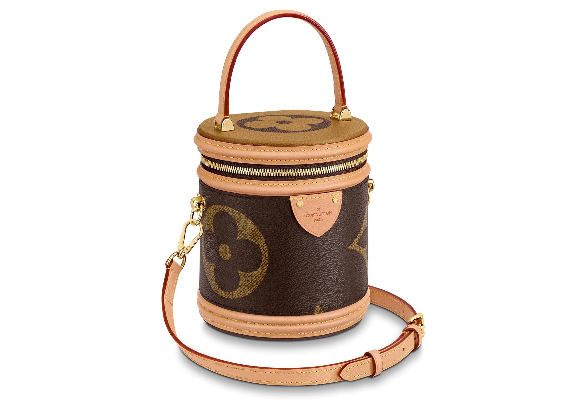 Louis Vuitton Cannes Monogram Giant Brown