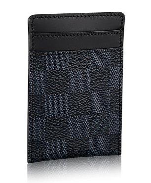 Louis Vuitton Card Holder Damier Cobalt