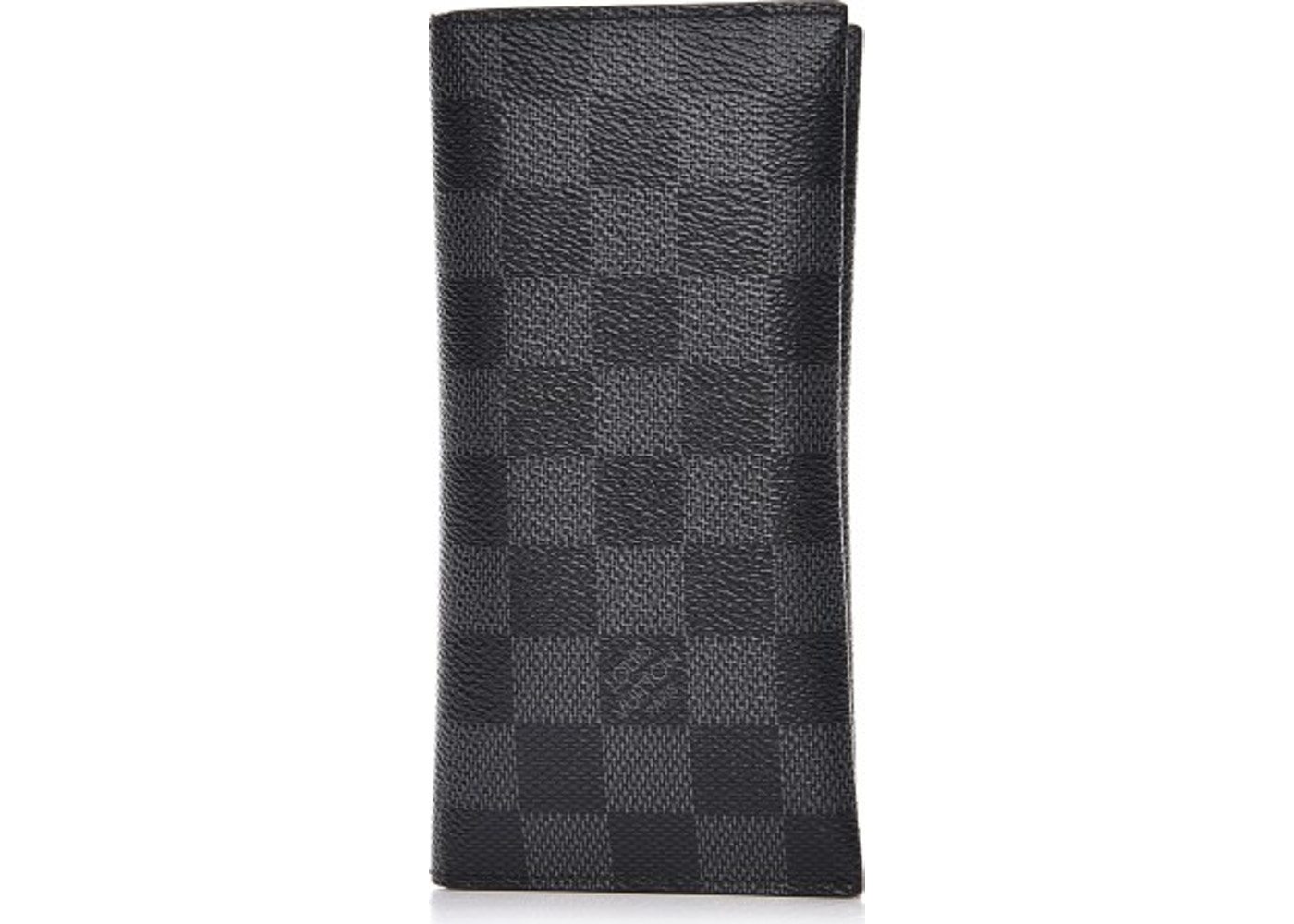 27ed5649540a Louis Vuitton Card Holder Damier Graphite. Damier Graphite