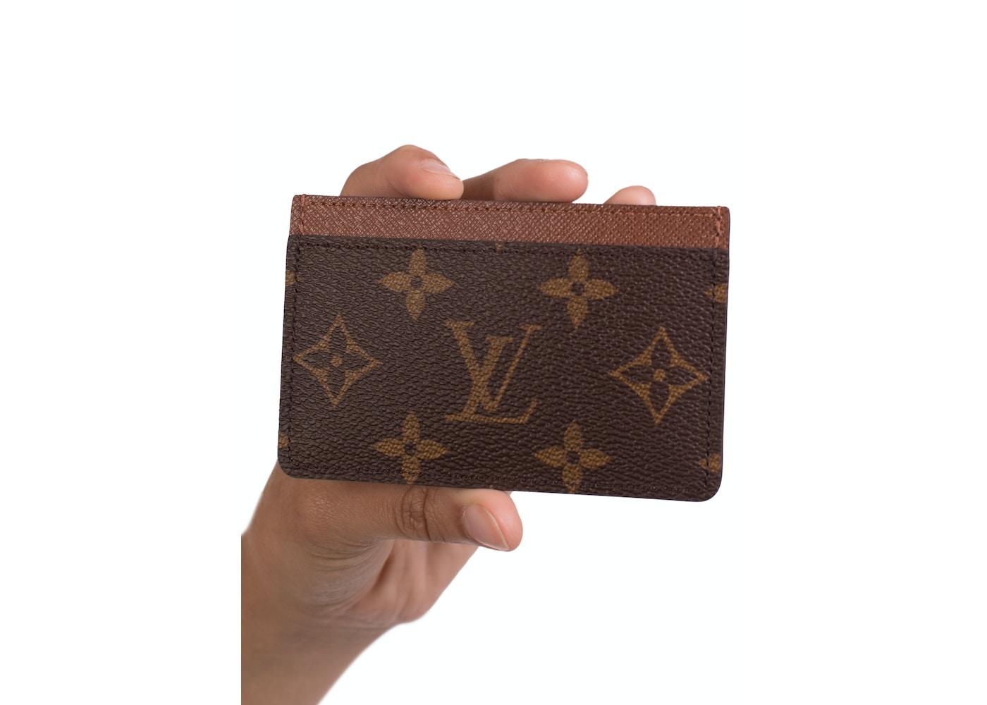 72ba8504a975 Louis Vuitton Card Holder Monogram