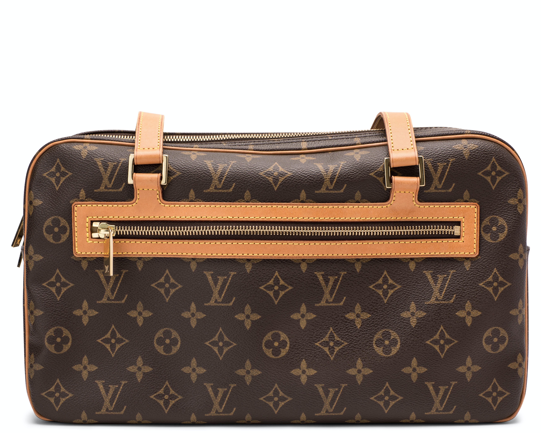 Louis Vuitton Cite Monogram GM Brown