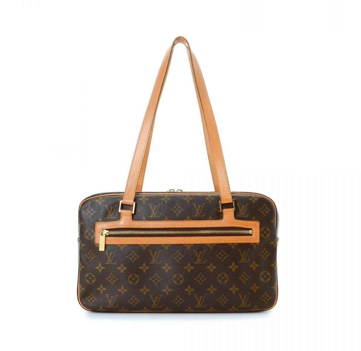 Louis Vuitton Cite Monogram GM Brown