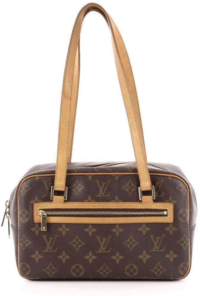 Louis Vuitton Cite Monogram MM Brown