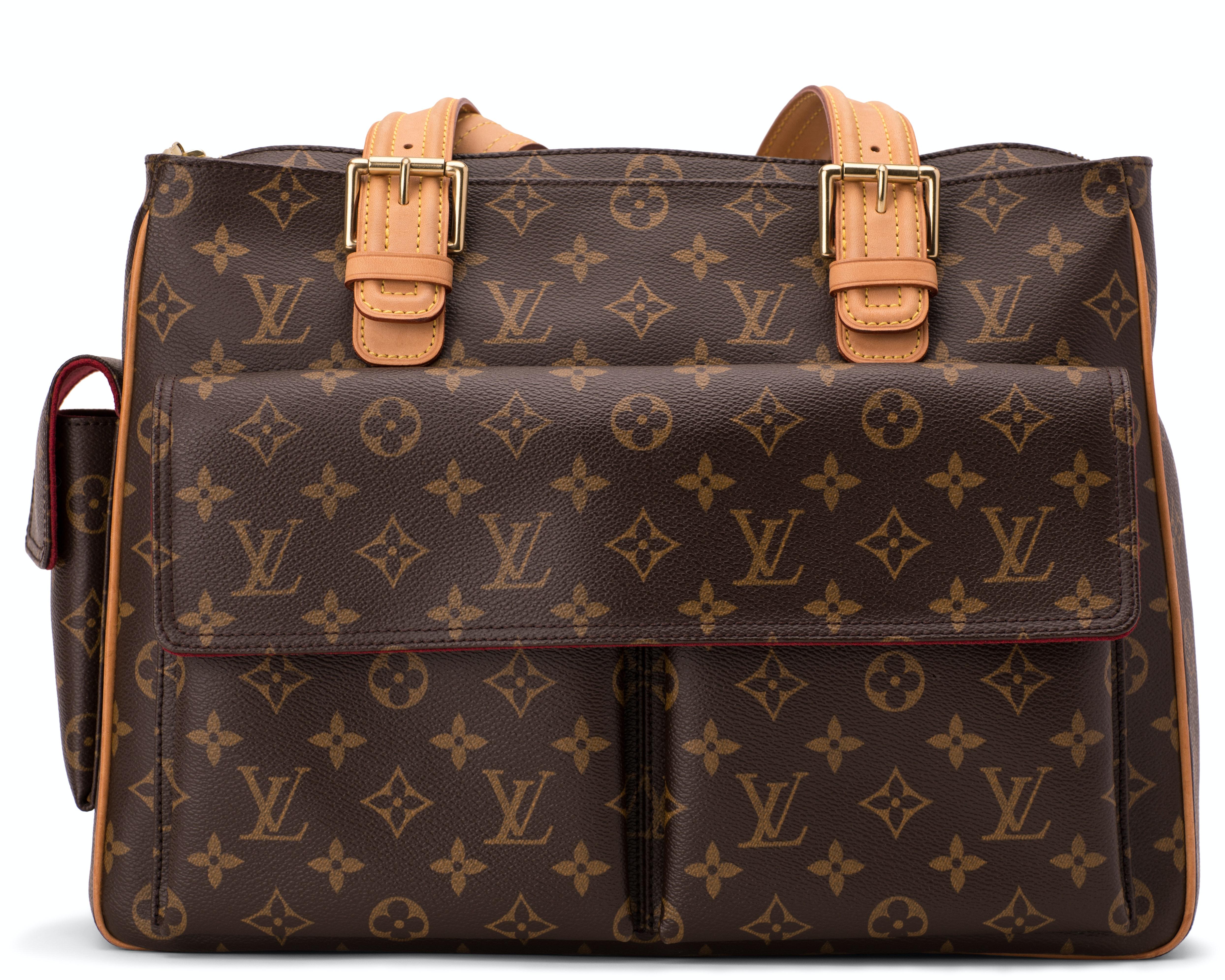 Louis Vuitton Cite Multipli Monogram Brown