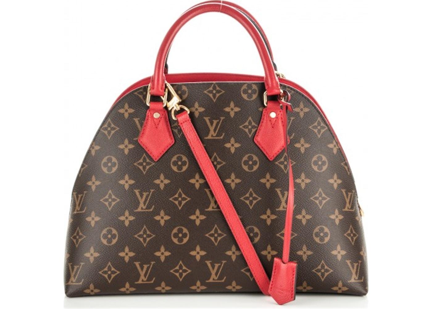 Louis Vuitton Crossbody Alma B N B Monogram With Accessories ... f61c72c146aa9