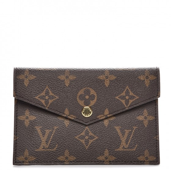 Louis Vuitton Daily Organizer Envelope Insert Monogram