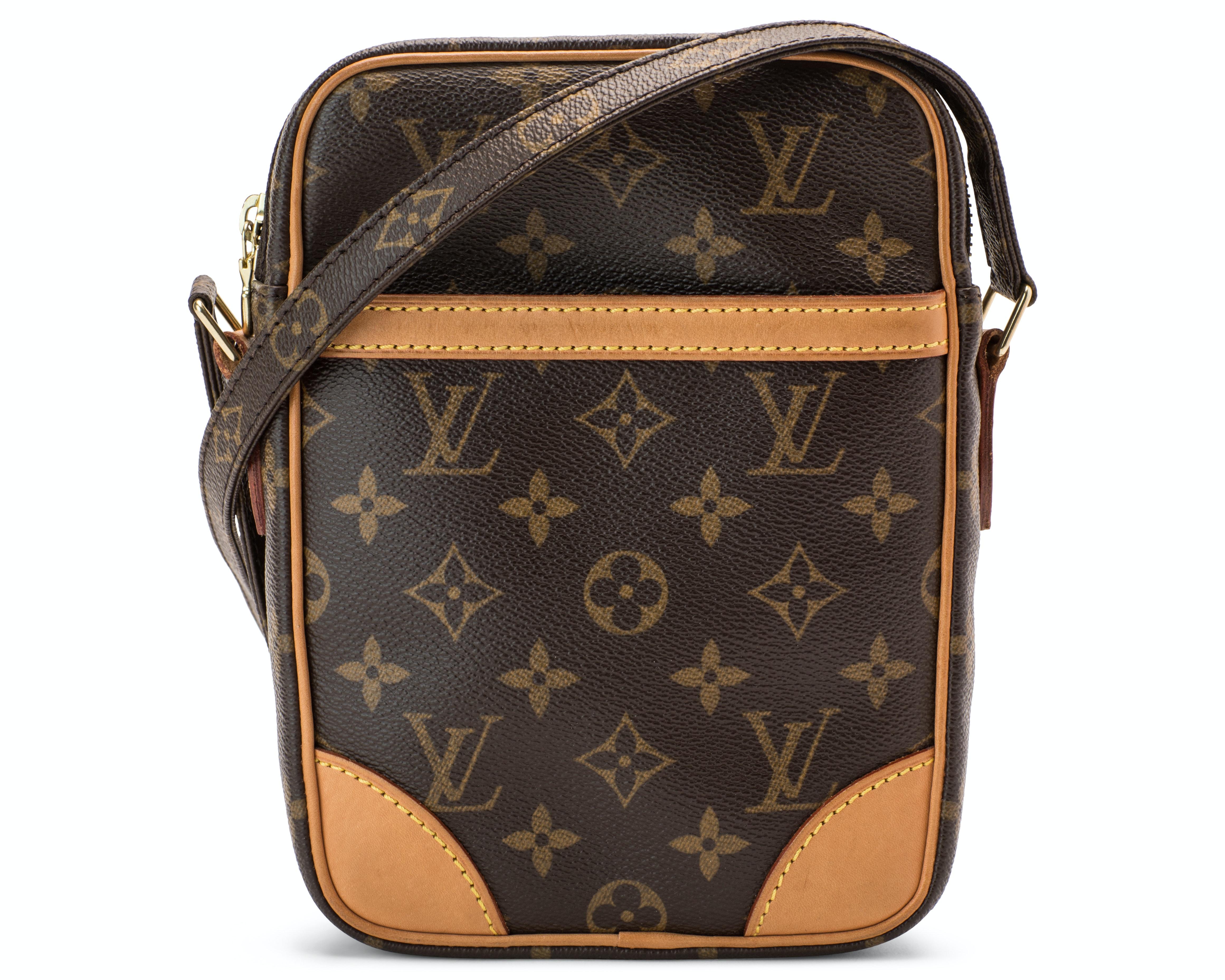 Louis Vuitton Danube Monogram Brown