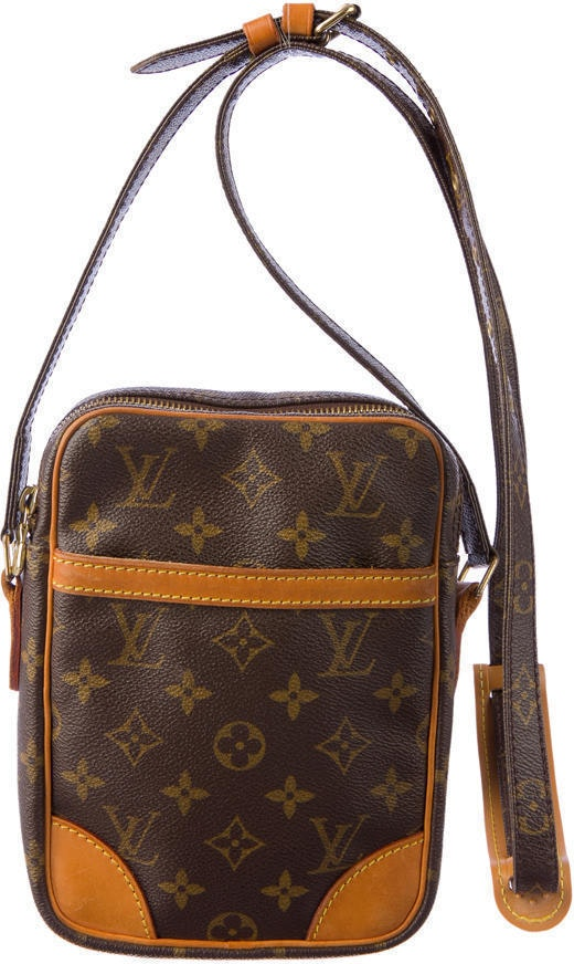 Louis Vuitton Danube Monogram Brown