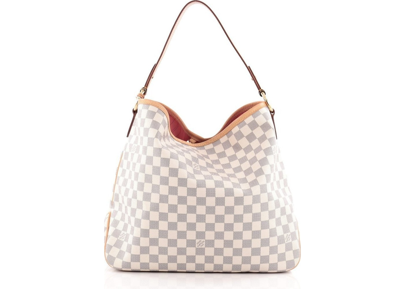 5a9175a81964 Sell. or Ask. View All Bids. Louis Vuitton Delightful Damier Azur MM Ivorie  Grey