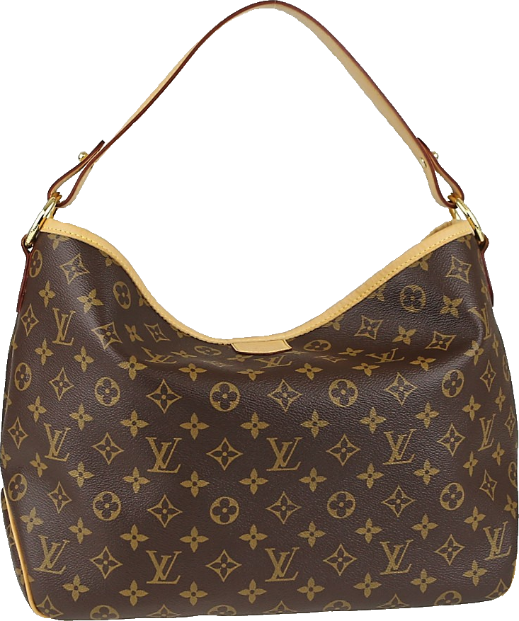 Louis Vuitton Delightful Monogram PM Brown