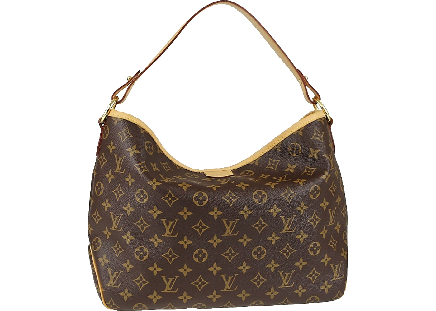 af8874b7d8d9 Louis Vuitton Delightful Monogram PM Brown. Monogram PM Brown