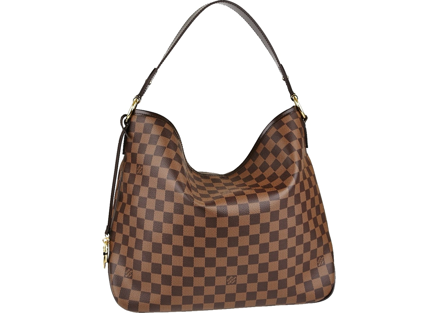 Louis Vuitton Delightful Nm Damier Ebene MM Brown 5e9717f74c89