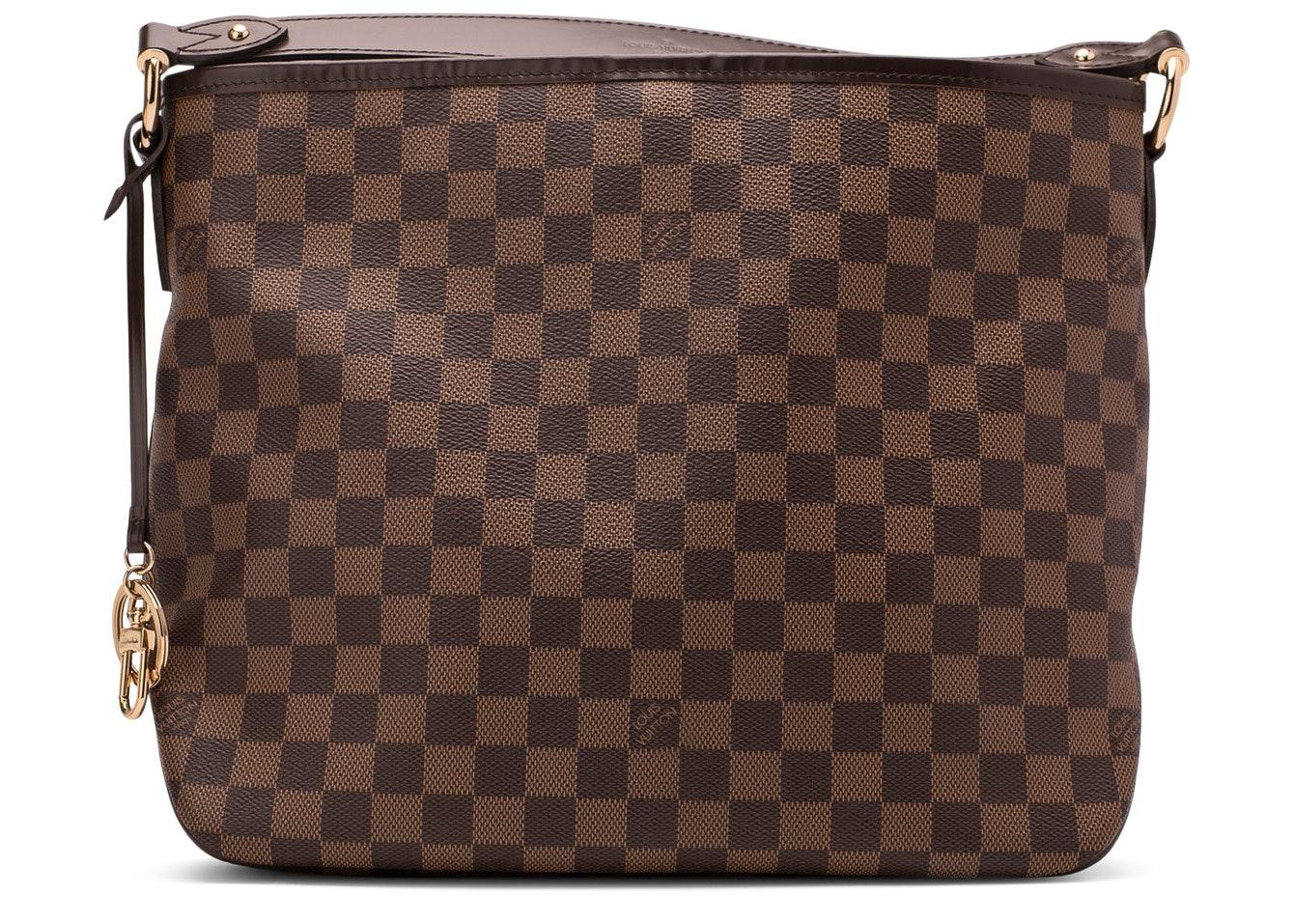 Louis Vuitton Delightful Nm Damier Ebene PM Brown
