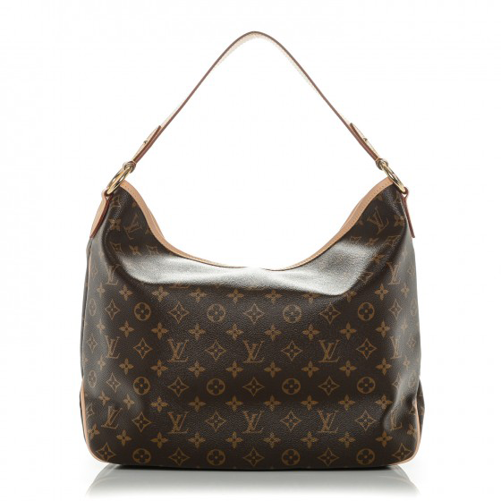 Louis Vuitton Delightful Nm Monogram MM Brown