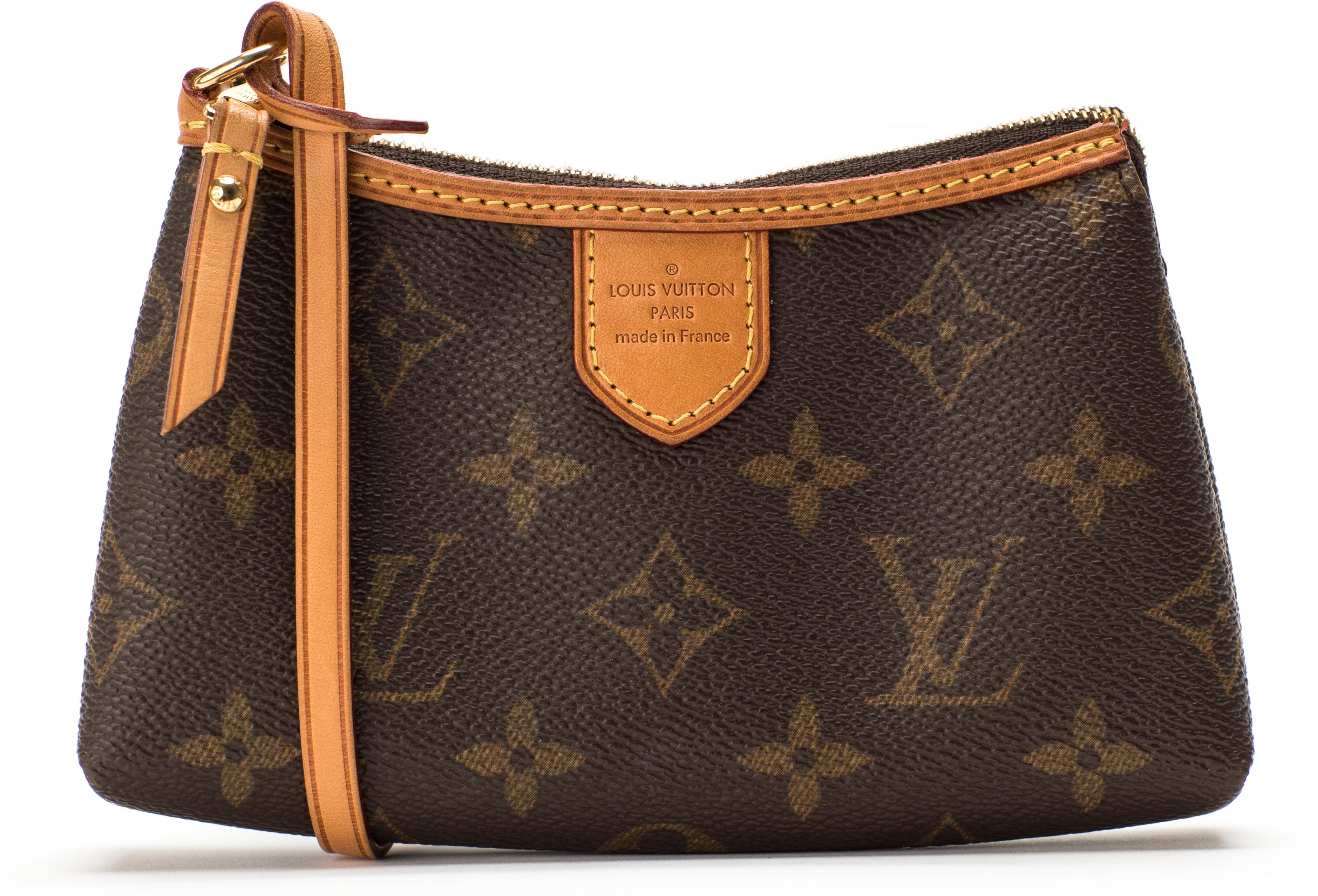Louis Vuitton Delightful Pochette Monogram Mini Brown