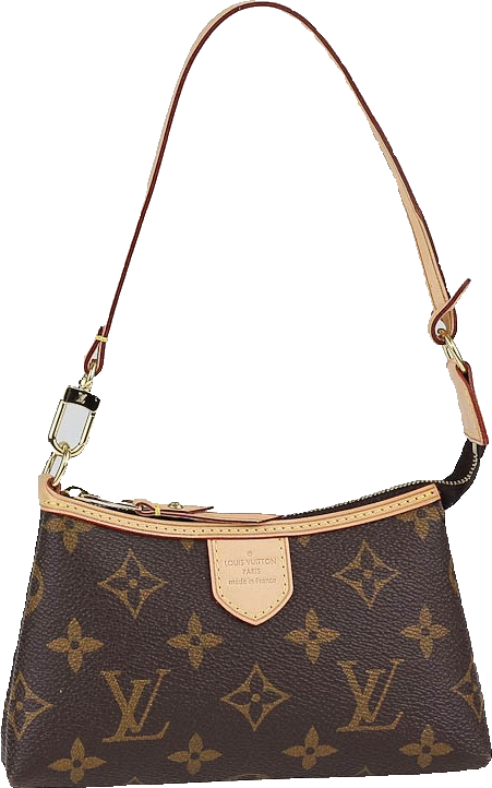 Louis Vuitton Delightful Pochette Monogram Mini Brown