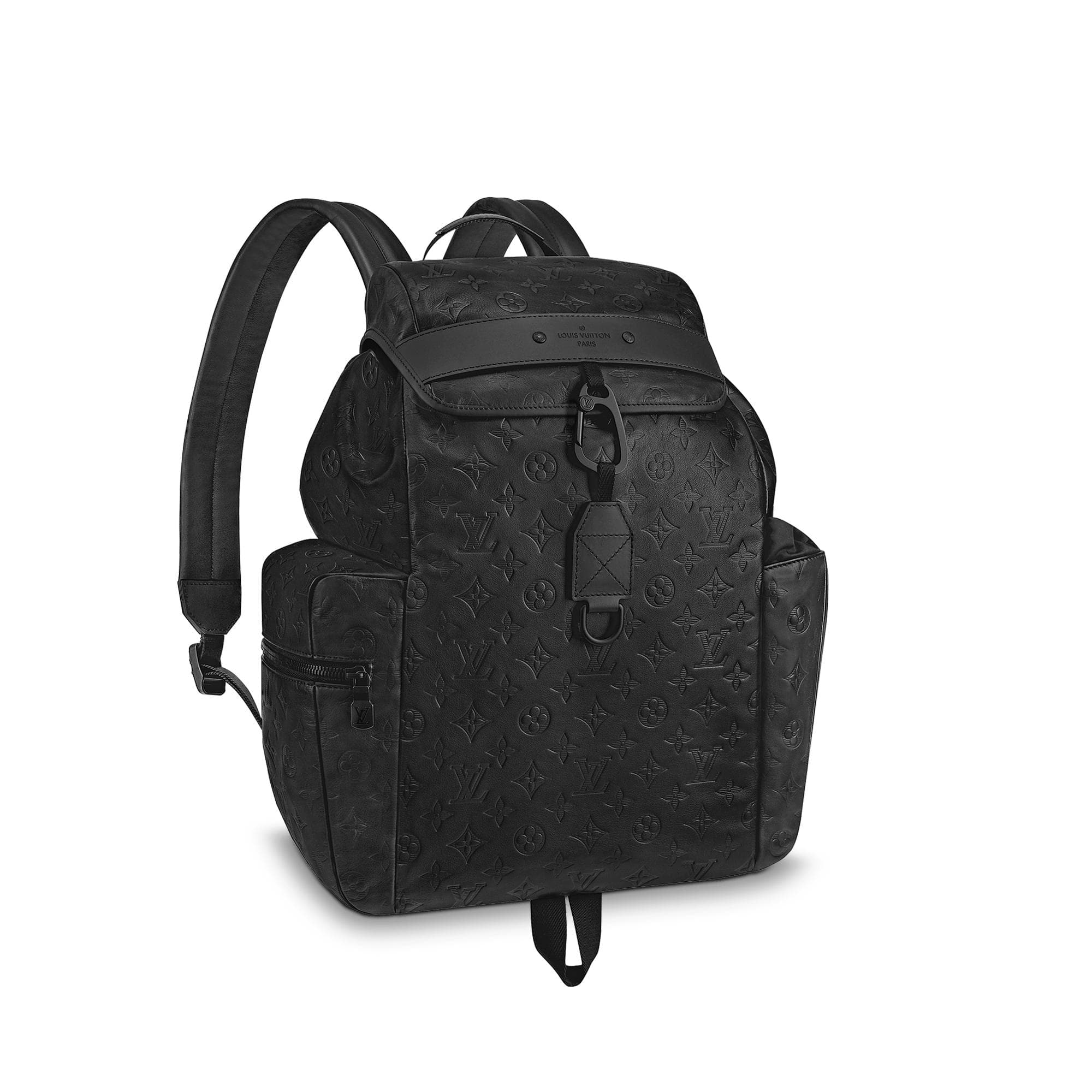 Louis Vuitton Discovery Backpack Monogram Shadow Black
